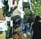 Gartenschürze Floristen Garten Pflanzen Schürze Modell ELECSA 8570
