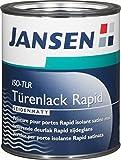 Jansen Türenlack Rapid weiß seidenmatt 750ml