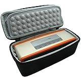 For Bose SoundLink Mini Bluetooth Wireless Mobile Speaker Black Color EVA Carry All Travel Storage Protection Case Box Bag