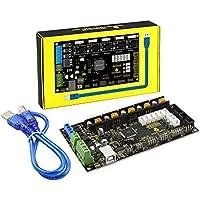 keyestudio MKS Gen. 1.43D Printer Controller Board/RAMPS 1.4+ Mega 2560Für Arduino (Schwarz & Environmental-Protection)