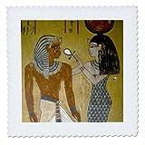 3dRose QS 82989_ 10Ägypten, Tal der Könige,