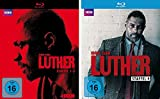 Luther Staffel 1-4 [Blu-ray]