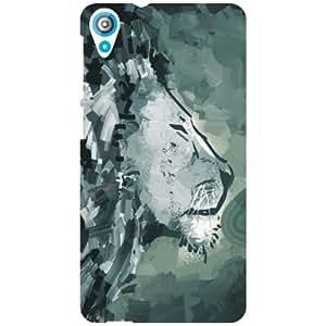HTC Desire 820Q Back Cover - Animal Designer Cases
