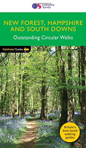 pathfinder-new-forest-hampshire-and-south-downs-outstanding-circular-walks-pathfinder-guides