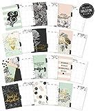 Unbekannt Simple Stories Carpe Diem Beautiful doppelseitig Planer fügt, Papier, Mehrfarbig, 22,4x 16x 0,6cm