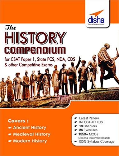 Download The History Compendium - Disha Publication pdf Free