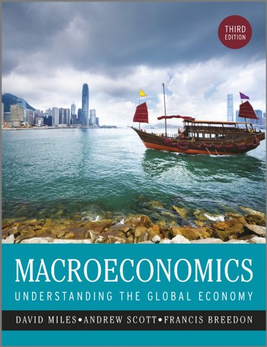 Macroeconomics: Understanding the Global Economy (New Edition (2nd & Subsequent) / Third Edition)
