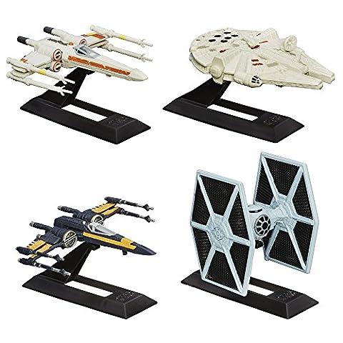 Star Wars The Black Series Titanium Series Vehicles Multi Pack