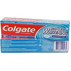 Deep Clean Whitening 100 ml Dentifricio Denti