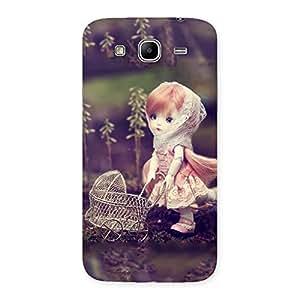 Ashro G Precious Girl Back Case Cover for Galaxy Mega 5.8
