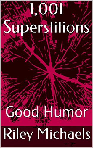 1001-superstitions-good-humor-english-edition