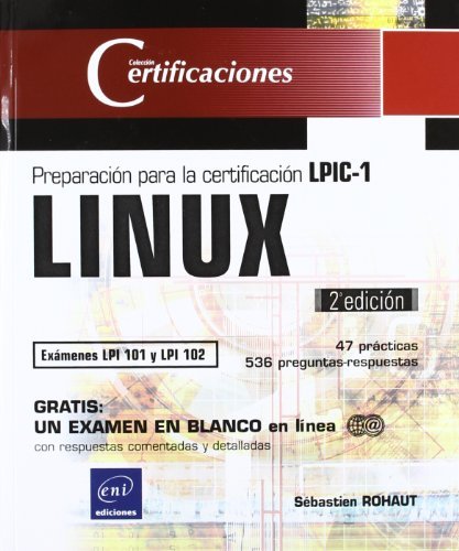 Linux: Preparación para la certificación LPIC-1
