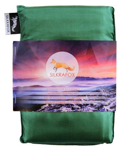 Silkrafox - Saco Dormir Ultraligero Las excursiones