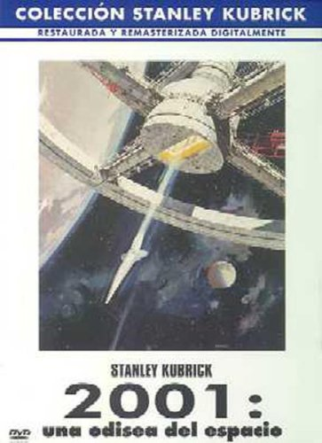 2001 Una Odisea Del Espacio [DVD]