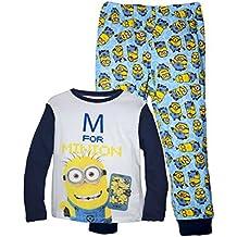c2fba79fb8 MINIONS - Pijama dos piezas - para niño