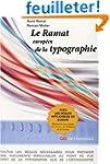 Le Ramat europ�en de la typographie