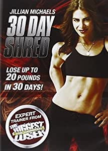 Jillian Michaels - 30 Day Shred [DVD]