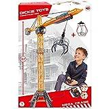 Dickietoys - 20 346 2412 - Radio Commande - Voiture - Grue Mega Crane