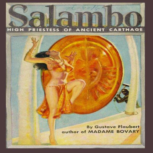 Salambo  Audiolibri
