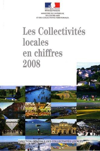 Les collectivités locales en chiffres 2008