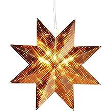 Suchergebnis auf Amazon.de für: leuchtende fensterdeko weihnachten