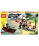 #8: Saffire Pirates Shipwreck Defence Building Block Set, Multi Color