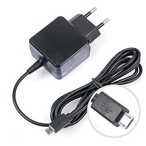 KFD 5.25V 3A Adaptador Cargador Portátil para HP Chromebook 11 G1 G2 11-1101 11.6