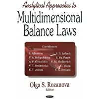 Analytical Approaches To Multidimensional Balance Laws - Analytical Balance