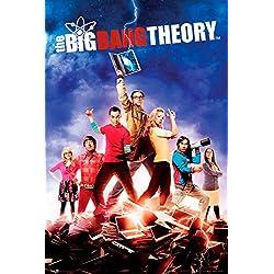 GB eye The Big Bang Theory, Season 5 DVD, Maxi Poster (61 x 91.5cm), 61 x 92 cm