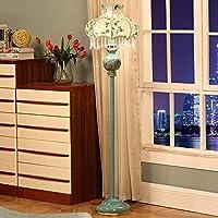 Hardworking bee Floor Lamp European Country Resin Modern Living Room Bedroom Study Foot Switch E27 * 1 High Taste