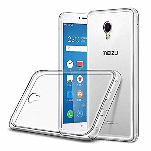 Ociodual TPU Handy Schutz Hülle für Meizu M3 Note Schutzhülle Silikon Ultraslim Cover Gel