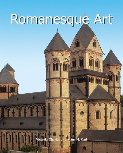 Romanesque Art (Art of Century)