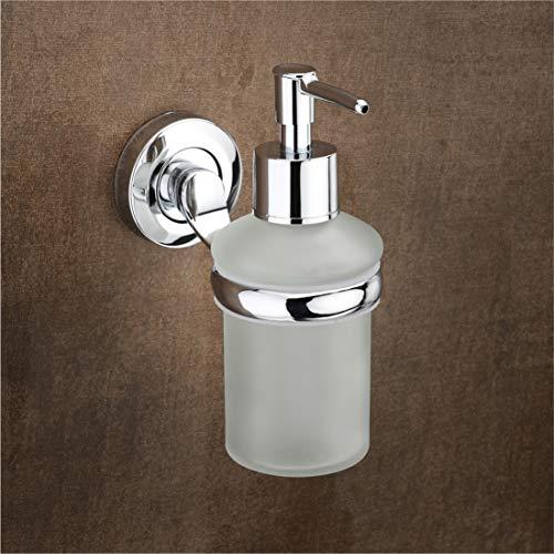 Brocca Steel Bathroom Wall Mounted Liquid Shampoo Dispenser