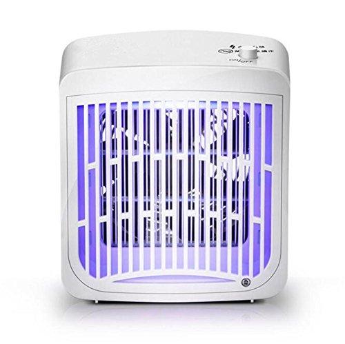 Elektronischer Moskito-Mörder Anti-Mosquito Photokatalysator UV-Lampe Induktion Nicht-toxische LED Moskito-Falle Eco-Friendly Für Indoor Home Küche Baby Schlafzimmer Büro