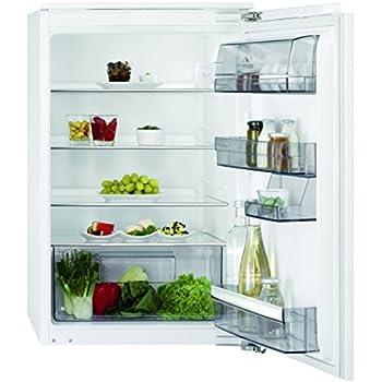 AEG SKB68821AF Kühlschrank mit Glasablagen / 137 Liter