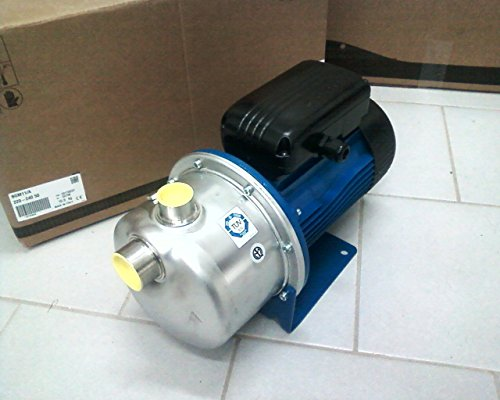 LOWARA BG SELBSTANSAUGENDE PUMPEN BGM11/A 1,1KW 1,5HP 1x220-240V 50Hz