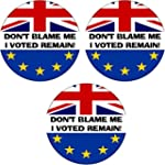 3 PACK - Don't Blame Me, I Voted Rema...