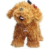 Hmeng Haustier Halskette, Hunde Halskette Diamante Knochen Hund Welpen Strass Anhänger Halsband Hund Schmuck Hundehalsband (M, Rosa)
