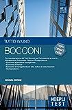 Hoepli Test 12 - Bocconi: Teoria per la preparazione del Test Bocconi (Italian Edition)