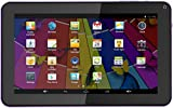 KOCASO MX9200 9-Inch High Resolution Google Android Tablet PC- (Fast Quad-Core @ Up to 1.2 GHz Processor, 512 MB RAM DDR3, 8 GB ROM NAND Flash, ARM Cortext-A7, 800 x 480 Pixels, Android 4.4 KitKat, WiFi, GPS, & Dual Camera Functionality, Micro USB Port, MicroSD Slot, Built-In-Microphone, Supports Skype, Youtube, Netflix, Google Play Apps, and more!) Comes with FREE Stereo Earbuds, Screen Protector, Stylus Pen, and Carrying Pouch- Purple