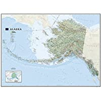 Alaska [Laminated] (National Geographic Reference Map) by