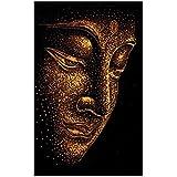 God Buddha Poster | Buddha Quotes Poster | Gautama Buddha Poster | Laughing Buddha Poster | Buddha Posters For Room