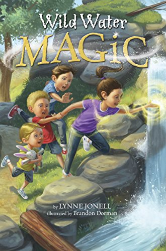 Wild Water Magic (Magical Mix-ups)
