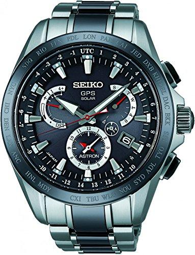 Seiko Herren-Armbanduhr SSE041J1