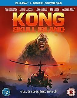 Blu-ray1 - Kong: Skull Island (1 BLU-RAY)