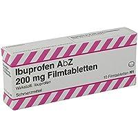 Ibuprofen AbZ 200mg 10 stk preisvergleich bei billige-tabletten.eu