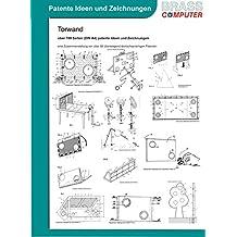 Torwand, über 700 Seiten (DIN A4) patente Ideen und Zeichnungen