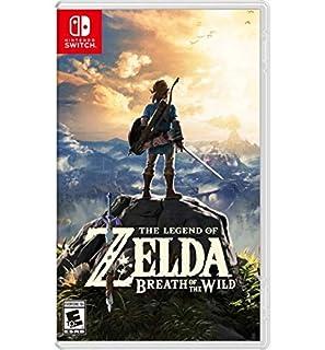 The Legend of Zelda: Breath of the Wild - Import , jouable en français (B01N1083WZ) | Amazon Products