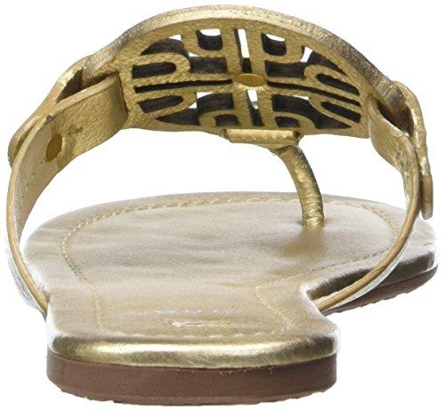 Högl1- 10 0901 - Infradito Donna Oro (Gold (7200))