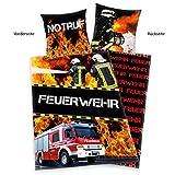 Herding Bettwäsche Feuerwehr - 2